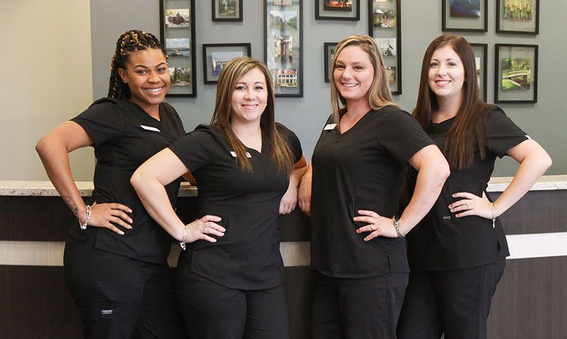 Front Office - Marisa, Kathy, Penny, Kelsee
